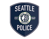 Seattle Police Department Badge